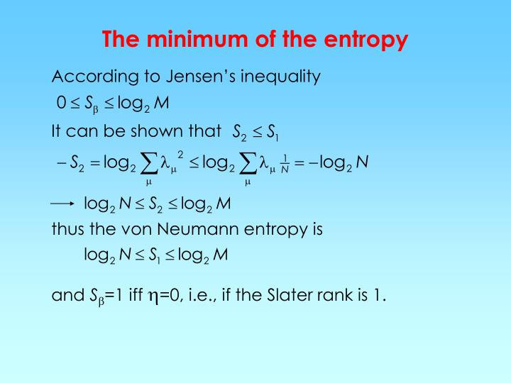 According to Jensen's inequality