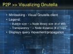 p2p visualizing gnutella1