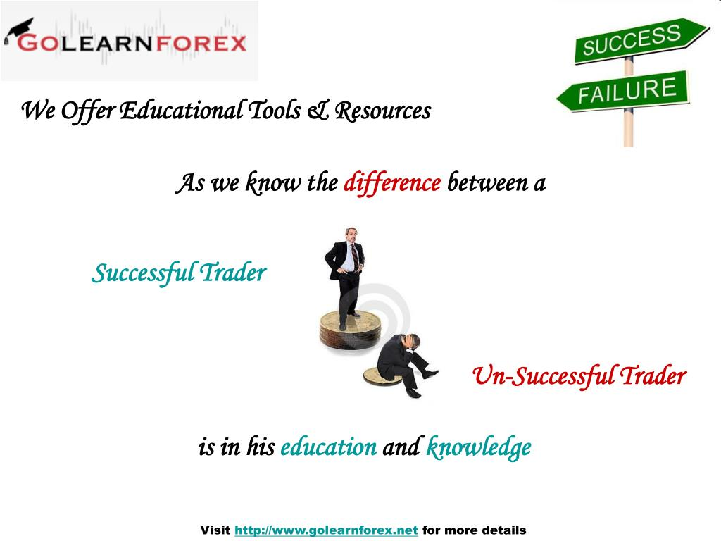 We Offer Educational Tools & Resources