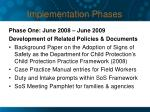 implementation phases1