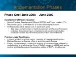implementation phases2