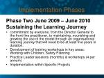 implementation phases3