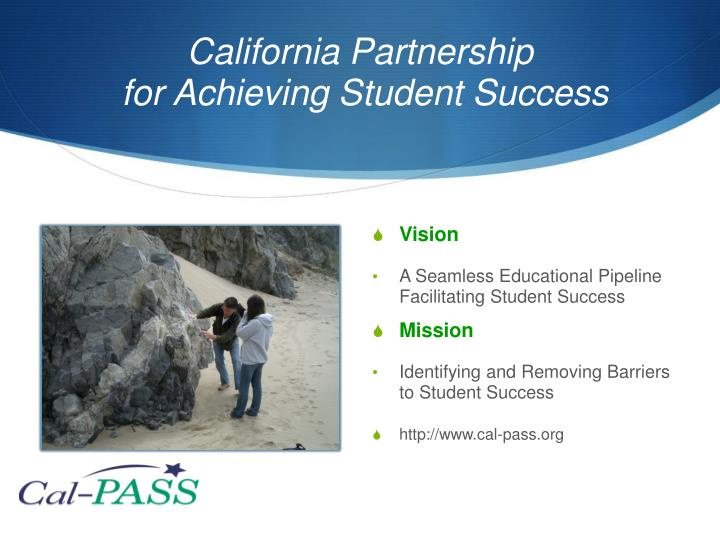 California Partnership