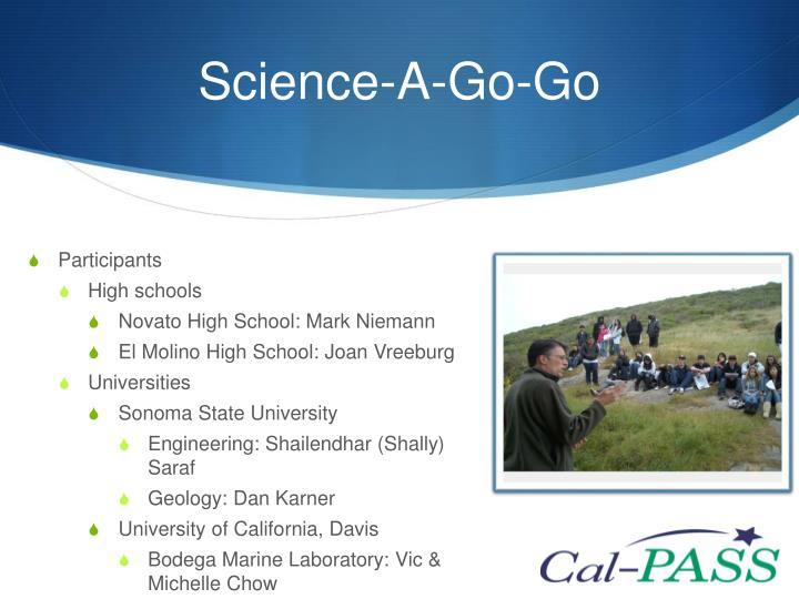 Science-A-Go-Go