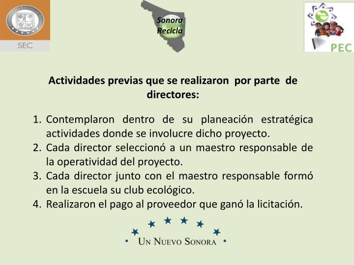 Sonora Recicla