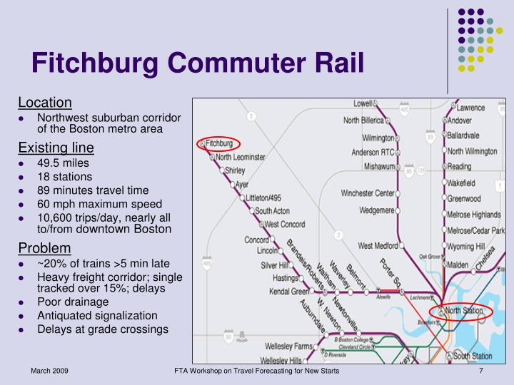 Fitchburg Commuter Rail