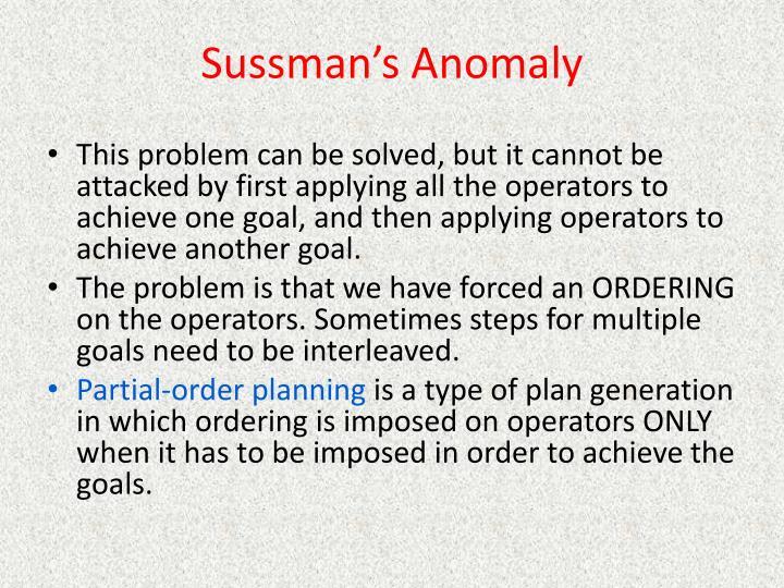 Sussman's