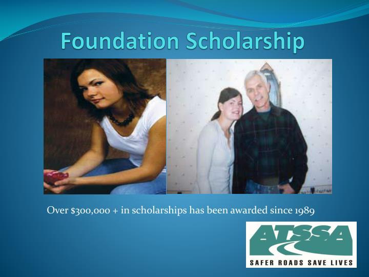 Foundation Scholarship