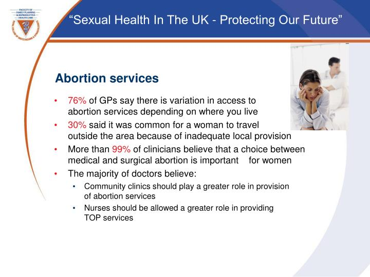 Abortion services