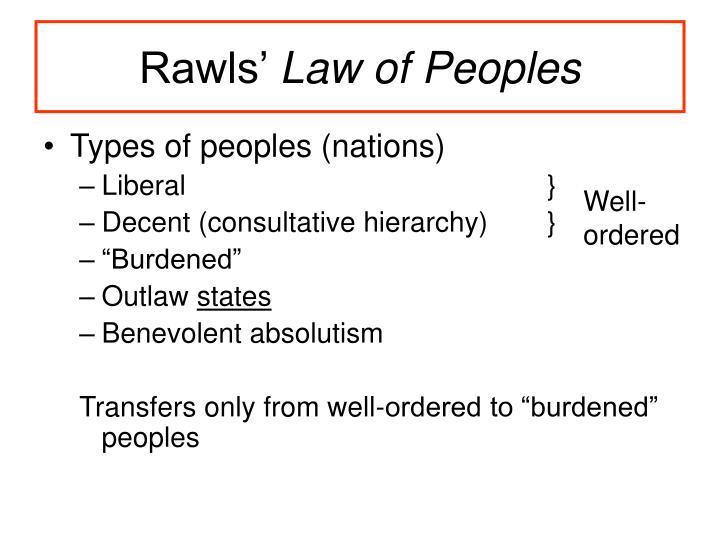 Rawls'