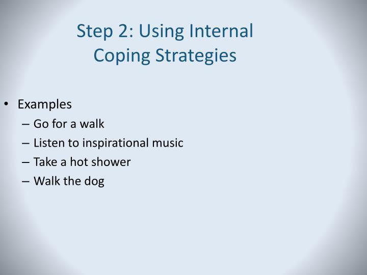Step 2: Using Internal