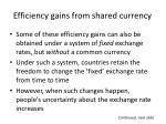 efficiency gains from shared currency2