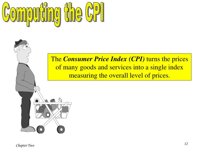 Computing the CPI