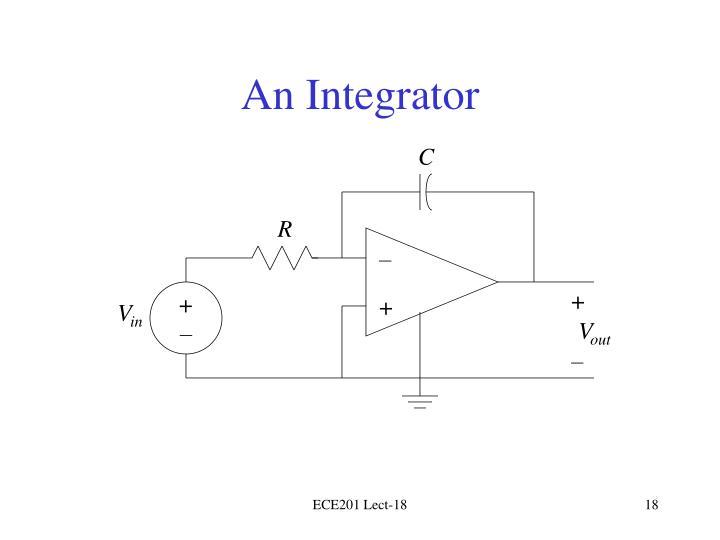 An Integrator