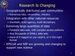 research is changing1