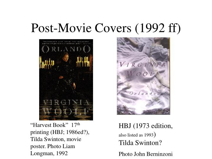 Post-Movie Covers (1992 ff)