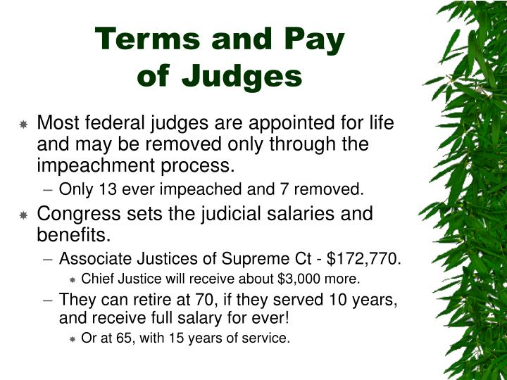 Terms and Pay