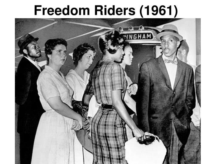 Freedom Riders (1961)