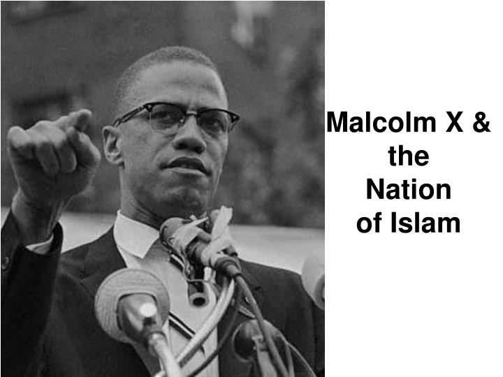 Malcolm X & the