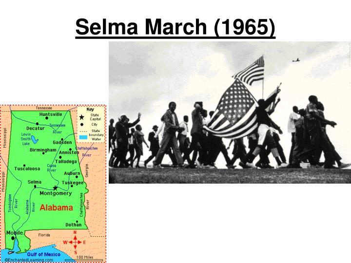 Selma March (1965)