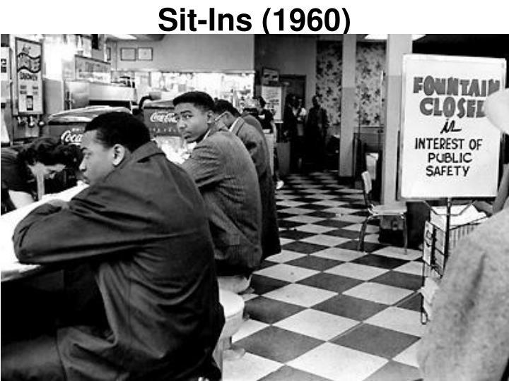 Sit-Ins (1960)