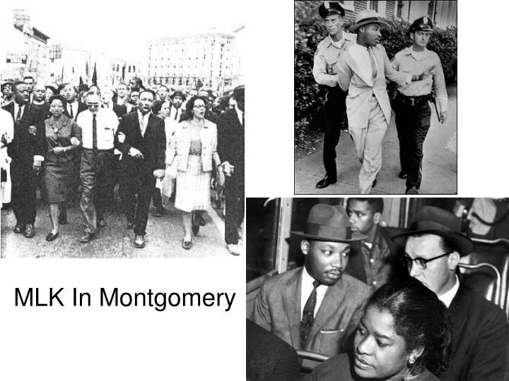 MLK In Montgomery