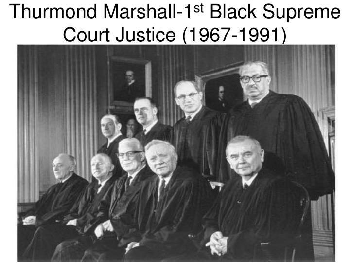 Thurmond Marshall-1