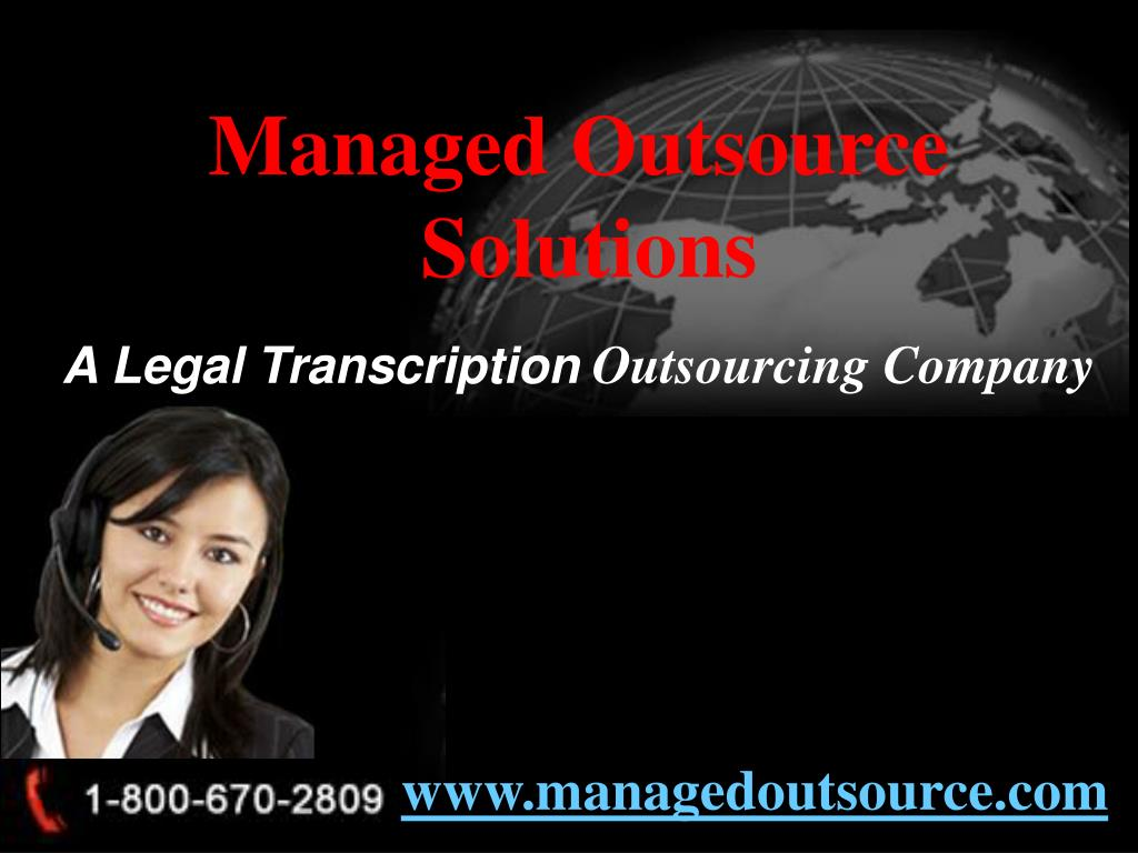 Managed Outsource