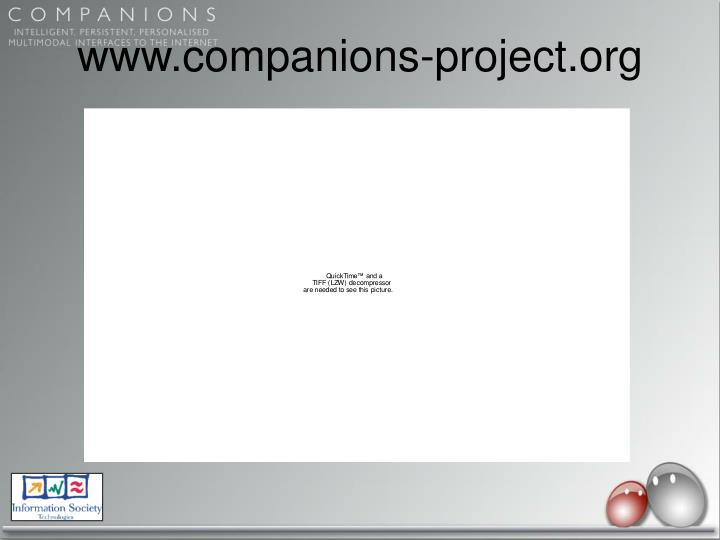 www.companions-project.org