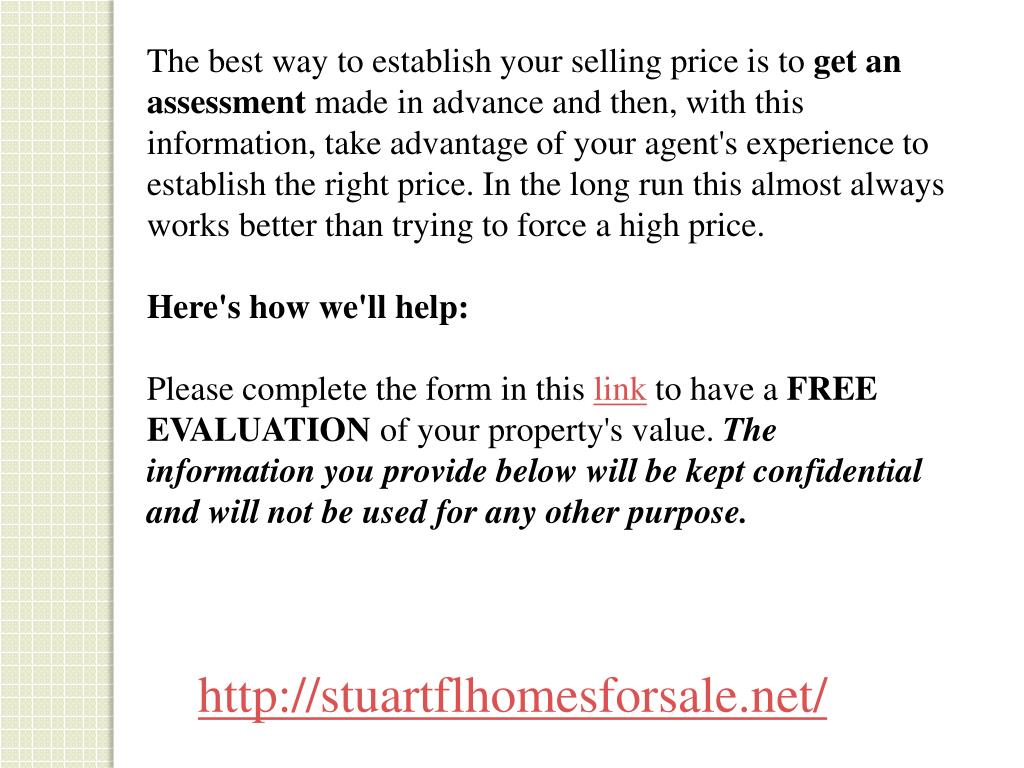 The best way to establish your selling price is to