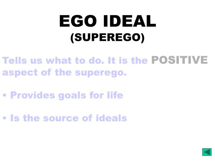 EGO IDEAL