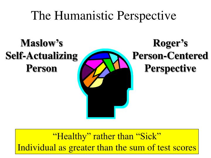 The Humanistic Perspective