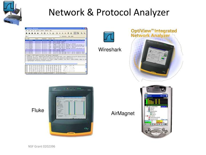 Network & Protocol Analyzer
