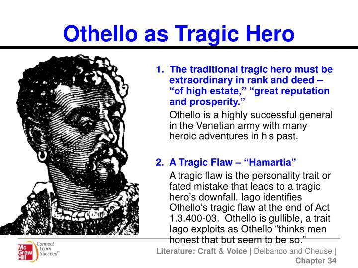 Othello as Tragic Hero