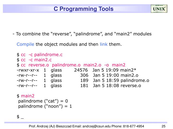 """- To combine the """"reverse"""", """"palindrome"""", and """"main2"""" modules"""