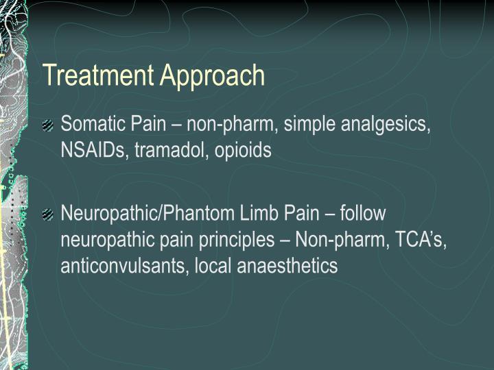Treatment Approach