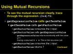 using mutual recursions2