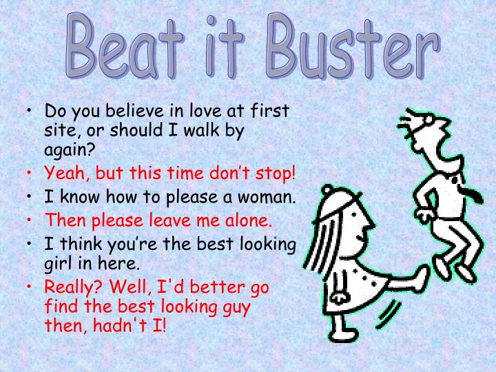 Beat it Buster