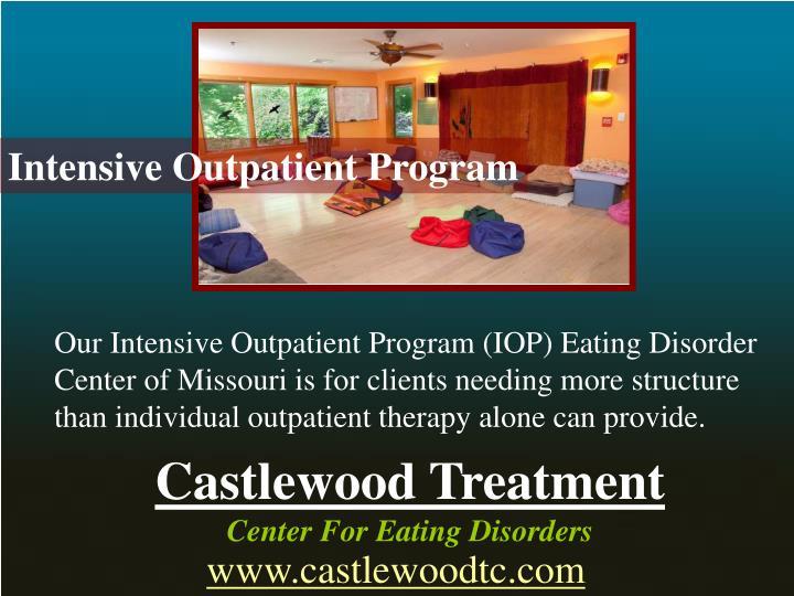 Intensive Outpatient Program