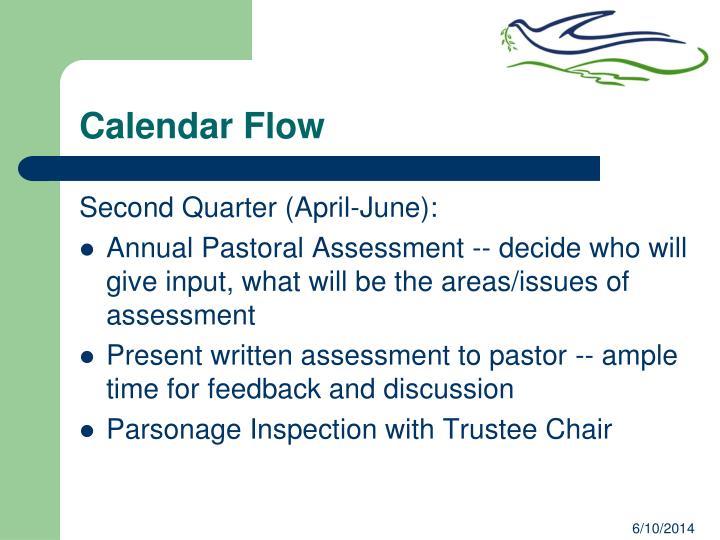 Calendar Flow