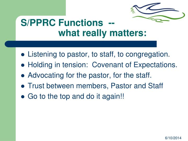 S/PPRC Functions  --