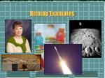 bitmap examples