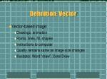 definition vector