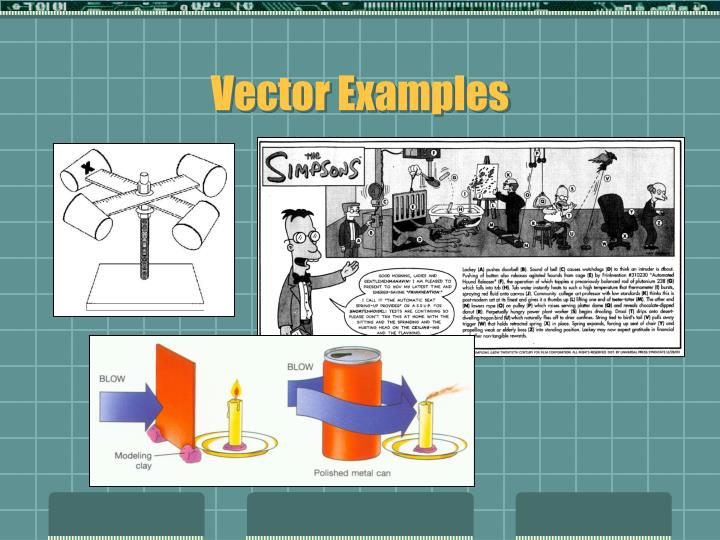 Vector Examples
