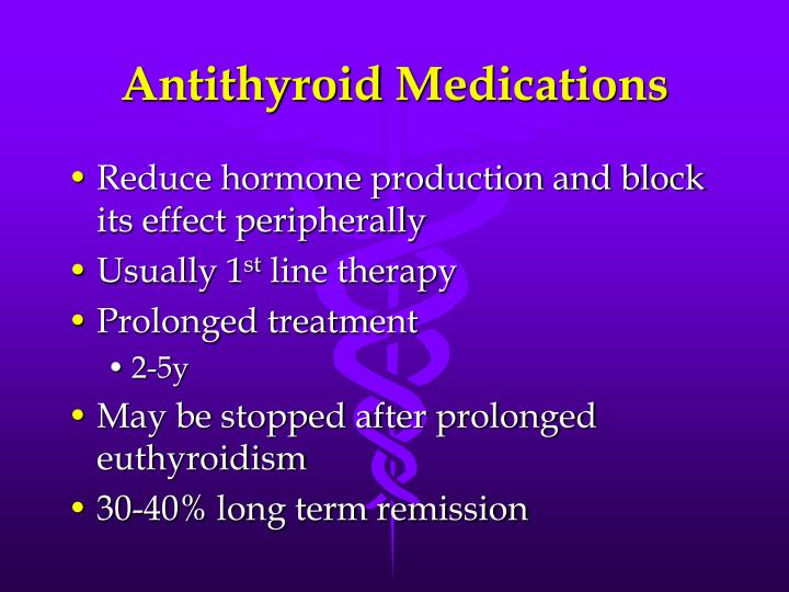 Antithyroid