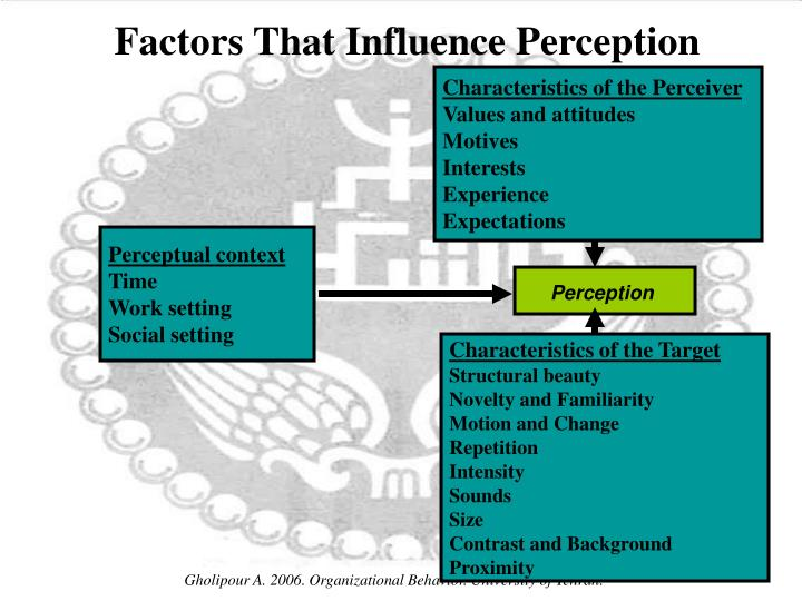 Factors That Influence
