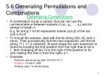 5 6 generating permutations and combinations3