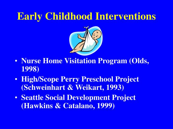high scope perry preschool program Abstract this paper presents an updated cost-benefit analysis of the high/scope perry preschool program, using data on individuals aged 40.