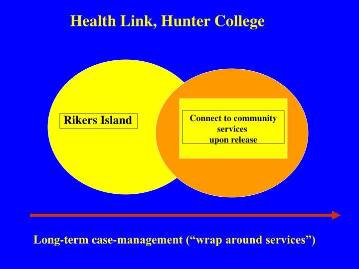 Health Link, Hunter College