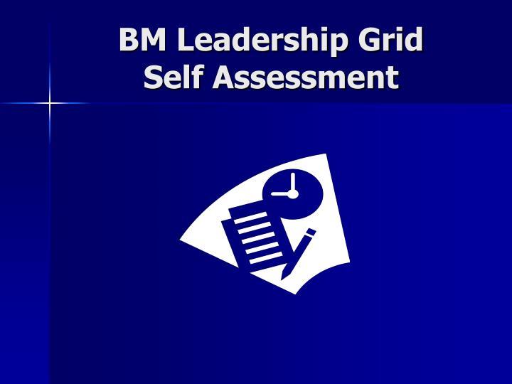 BM Leadership Grid